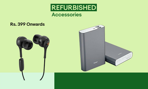Refurbished Accessories