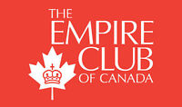 Kenneth Courtis from The Empire Club of Canada talks G2 world