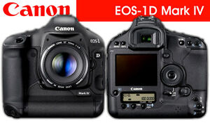 Canon EOS 1D Mark IV and Canon EF 50mm f/1.4 USM Telephoto Lens