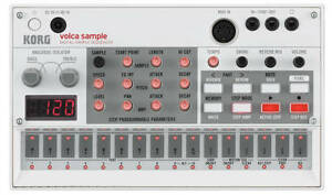 want to try a korg volca sample.