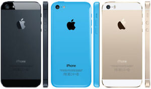 MINT IPHONE 5/ 5C/16GB ROGERS/BELL/TELUS $149 ONLY!