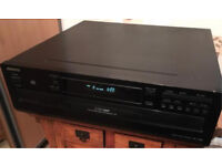 ONKYO compact disc changer DX-C380