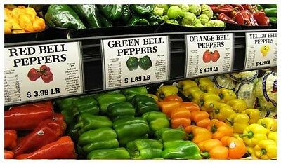 Grocery-store-farmers-market-produce-display-sale-price-signs 150 Produce Set