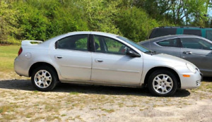 2005 Dodge Neon Sedan only 101,000 kms