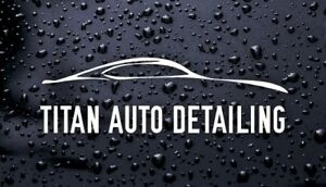TITAN CAR DETAILING *****MICRO & MEGA PACKAGES****POLISH WAX****