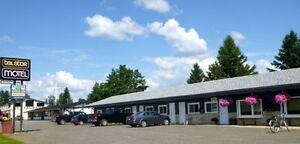 Motel for Sale Kakabeka Ontario