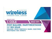 Wireless (Friday ticket)