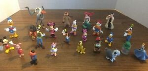 COLLECTION DE FIGURINE WALT DISNEY