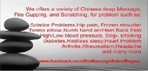 Chinese Massage Bin Salon Regina Regina Area image 1