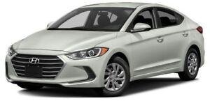 2017 Hyundai Elantra LE No Accidents