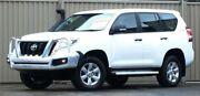 2014 Toyota Landcruiser Prado KDJ150R MY14 GX (4x4) White 5 Speed Sequential Auto Wagon Lismore Lismore Area Preview