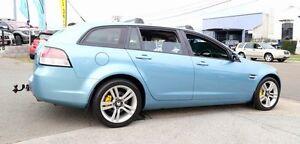 2008 Holden Berlina VE MY09 Sportwagon Blue 4 Speed Automatic Wagon Woodridge Logan Area Preview
