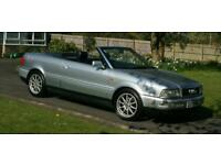 1998 Audi 80 Cabriolet 1.8 - Electric Hood, Leather...