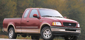 Wanted Ford F-150