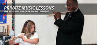 Private Music Lessons - 10$/hr