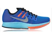 Genuine, Brand New NIKE AIR ZOOM STRUCTURE 19 FLASH WOMEN'S RUNNING SHOES - Sizes 4.5, 5, 5.5, 6