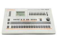 Roland TR-707 Rhythm Composer - LOW PRICE FOR FAST SALE