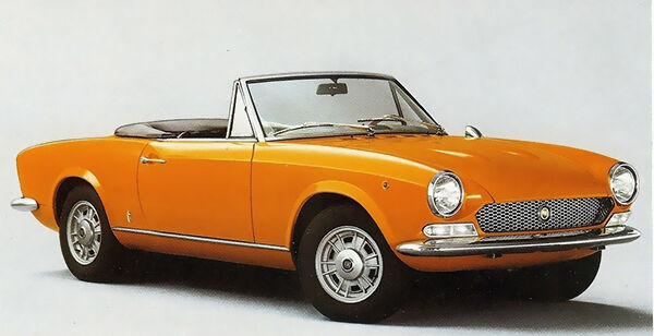 your guide to buying a fiat 124 sport spider ebay. Black Bedroom Furniture Sets. Home Design Ideas
