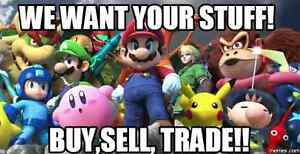 WE PAY CASH FOR YOUR STUFF!!!