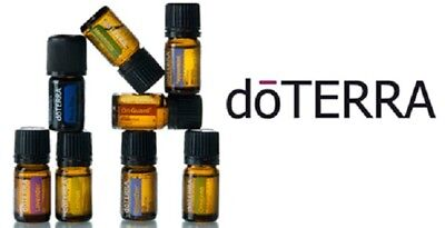 Insomnia Sleep Therapeutic Pure Doterra Essential Oil Blend 10Ml Roller Bottle
