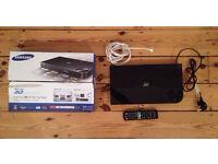 Samsung BD-F6500 Smart 3D Blu-ray & DVD Player WiFi Wireless Full HD USB