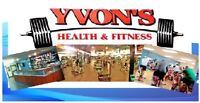SUMMER SPECIALS ON NOW AT YVON'S GYM