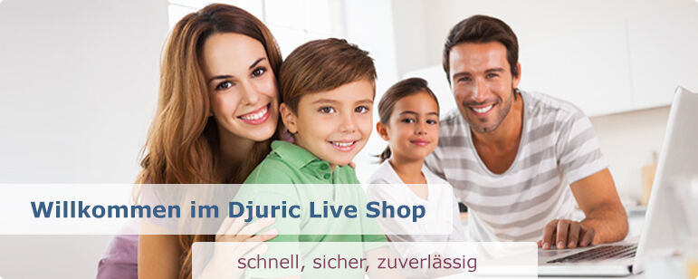 Djuric Live Shop