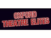 AUDITION this November for new youth musical theatre group