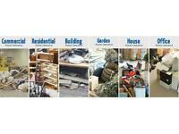 Rubbish removals green,brick,wood,garden,household,man with van,waste,disposal,skip