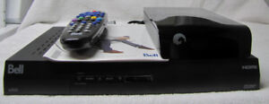 Selling 2 Bell 6400 ExpressVu Receivers with Portable Hardrives