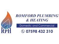 Plumbing & Heating Services Romford, boiler install, boiler repair, boiler service, gas certificate