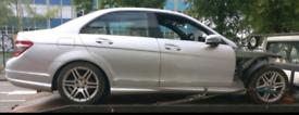 Breaking Mercedes W204 204 C220 C200 C Class 2.1 Diesel CDI 2.1