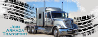 HIRING CLASS1 OWNER/OPERATORS FLAT DECK (CANADA ONLY)