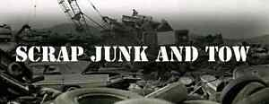 WE BUY YOUR SCRAP JUNK CAR FOR TOP PRICE PLUS FREE TOW IN 1 HOUR