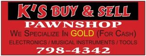 K'S BUY & SELL PAWN SHOP