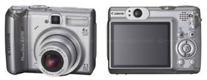 Canon PowerShot A570IS Digital Camera