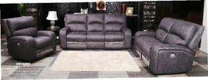 BRAND NEW 3 PIECE UPHOLSTER SOFA SET FOR SALE