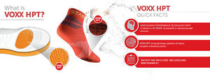 VOXX BLISS VOXX WELLNESS INSOLES AND SOCKS