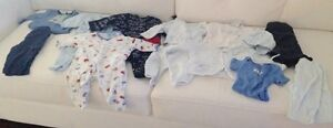 Boys clothing lot - 0-3 months and 3 months