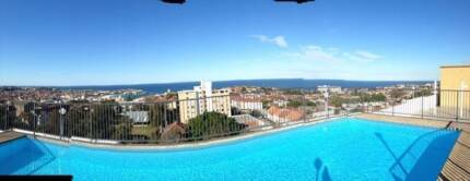 FURNISHED LOVELY BONDI STUDIO/BALCONY/POOL VIEWS/COUPLE/BEACHES