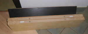 4 IKEA LACK floating shelves - as is (NO hardware) $ 4 ea Kitchener / Waterloo Kitchener Area image 2