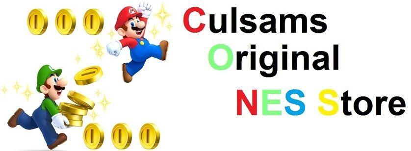 culsams original nes store