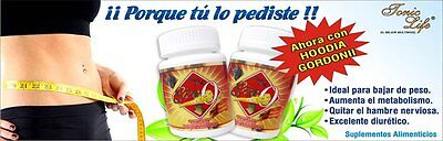 Zero Fat - Tonic Life Size 0 Zero BP Figure Diet Pill 100% Natural Loose Weight Fat Burner