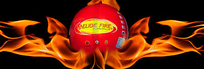Original Elide Fire Extinguisher Ball Auto-Ignition A-B-C-E Class EU Standards