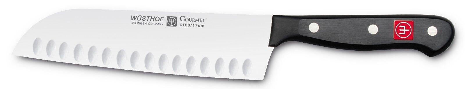 Wusthof Gourmet Santuko Knife, 7