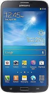 Samsung galaxy mega, navy blue, unlocked, as new £90 fixed price