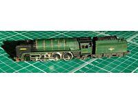 N Gauge model railway Engines x 6