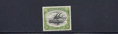 PAPUA and NEW GUINEA  1901-05 LAKATOI (SG 9 1/2 pence ) F MH *read desc*