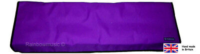 Deluxe Digital Piano Dust Cover Purple For Yamaha P45 P34 P115 P105