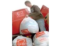 VOLUNTEER COLLECTION DRIVER